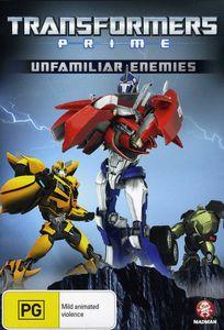 Vol. 2-Transformers: Prime-Unfamiliar Enemies [Import]