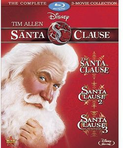 The Santa Clause 3-Movie Collection