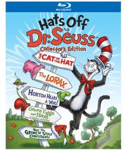 Hats Off to Dr Seuss Collector's Edition