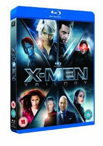 X-Men Trilogy (Resleeve) [Import]