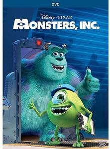 Monsters, Inc. , Steve Buscemi