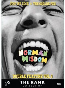 Norman Wisdom Double Feature Volume 3: Just My Luck /  The Square Peg