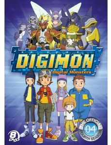 Digimon Frontier: The Complete Forth Season