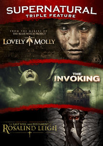 The Invoking /  The Last Will and Testament of Rosalind Leigh /  Lovely Molly