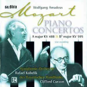 Curzon Plays Mozart Piano Concertos