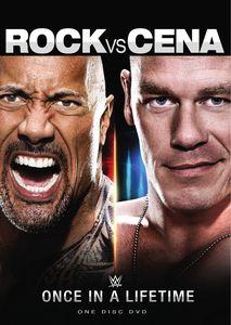 WWE: Rock Vs Cena