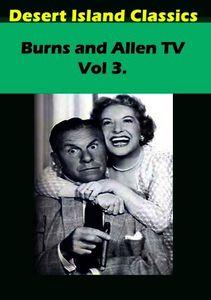 Burns and Allen TV,: Volume 3