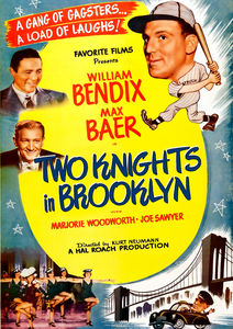 Two Knights in Brooklyn