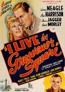 I Live in Grosvenor Square