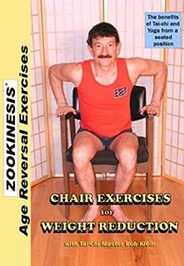 ZOOKINESIS - Age Reversal Exercises - Chair Exercises for Weight Reduc
