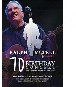 70th Birthday Concert [Import]