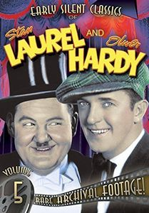 Early Silent Classics of Stan Laurel and Oliver Hardy: Volume 5
