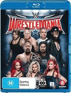 WWE: Wrestlemania 32 [Import]
