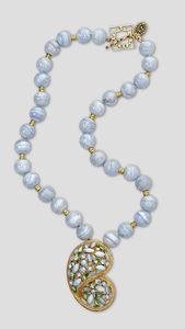 TCM Circa Suzy Sally Vintage Couture Necklace