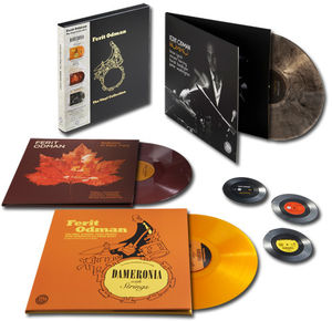 Vinyl Collection , Ferit Odman