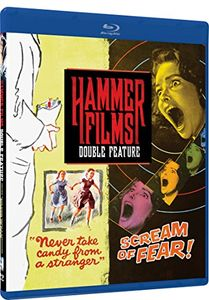 Hammer Films Double Feature: Never Take Candy From a Stranger /  Scream of Fear