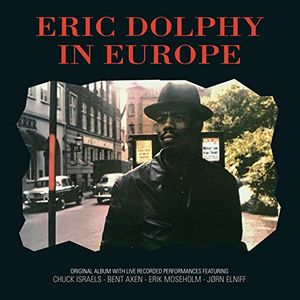 In Europe [Import] , Eric Dolphy