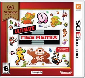 Ultimate NES Remix - Nintendo Selects Edition for Nintendo 3DS
