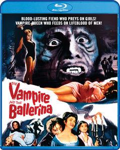 The Vampire And The Ballerina , Hélène Rémy