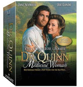 Dr. Quinn, Medicine Woman: The Complete Series (25th Anniversary) , Orson Bean