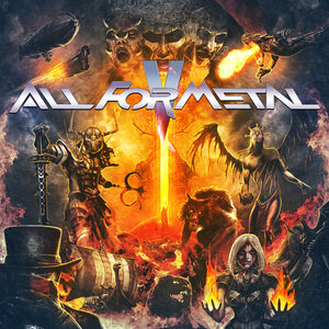 All For Metal Vol. V /  Various