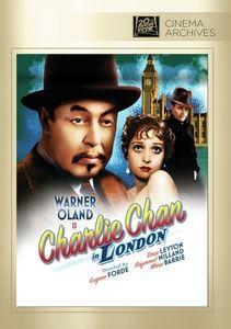 Charlie Chan in London , Warner Oland