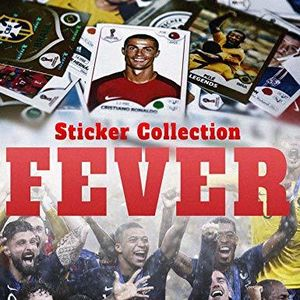 Sticker Collection Fever