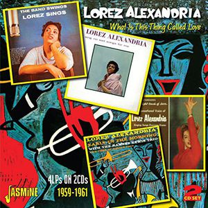 What Is This Thing Called Love [Import] , Lorez Alexandria
