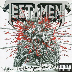 Return To The Apocalyptic City (ep) [Explicit Content]