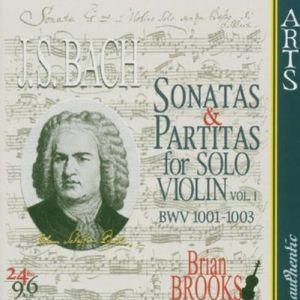 Complete Sonatas & Partitas for Solo Violin 1