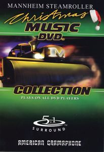 Christmas Music DVD Collection