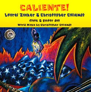 Caliente! Flute & Guitar World Music Duo