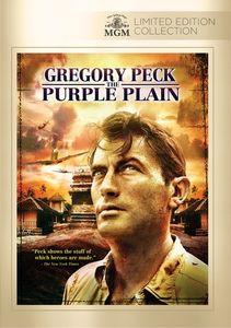 The Purple Plain , Gregory Peck