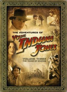The Adventures of Young Indiana Jones: Volume Three , Anne Heche