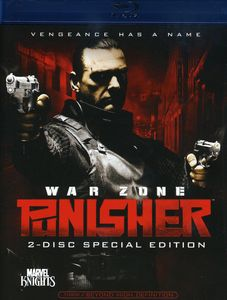 Punisher 2: War Zone (Special Edition) , Ray Stevenson