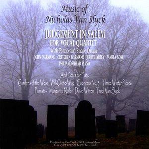 Judgement in Salem Plus Solo Piano Music
