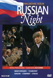 Waldbuhne Concert: Russian Night