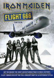 Flight 666: The Film [Import]
