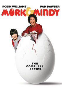 Mork & Mindy: The Complete Series , Robin Williams