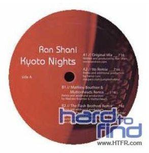 Kyoto Nights [Import] , Ran Shani