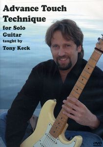 Advance Touch Technique for Solo Guitar