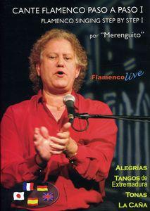 Flamenco Singing Step By Step 1 Por Merenguito