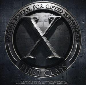 X-Men: First Class (Original Soundtrack)
