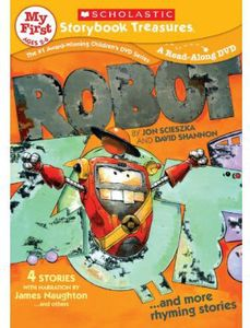 Robot Zot!...And More Rhyming Stories