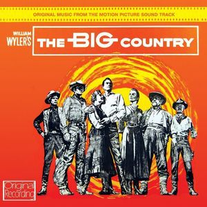 The Big Country (Original Soundtrack) [Import]