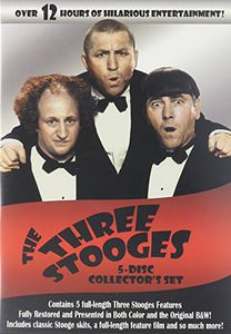 Ultimate Stooges Collection