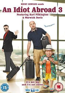 An Idiot Abroad Series 3 [Import]