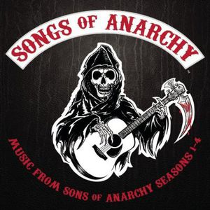 Songs of Anarchy: Music from Seasons 1-4 [Import]