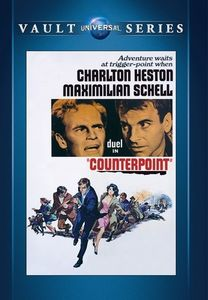 Counterpoint , Charlton Heston