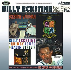 4 Lps-Sing B.O. Irving Berlin /  with Quincy Jones